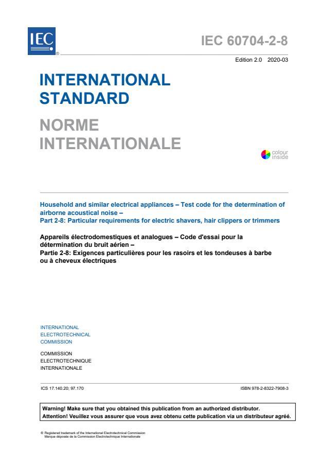 IEC 60704-2-8:2020