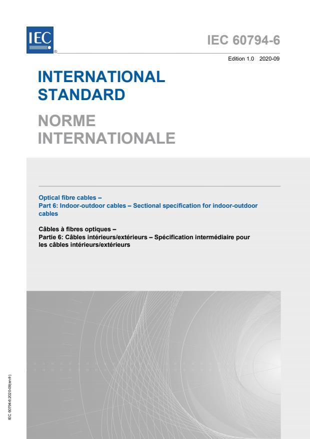 IEC 60794-6:2020