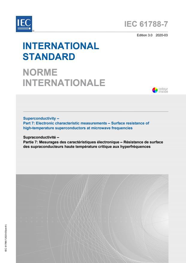 IEC 61788-7:2020