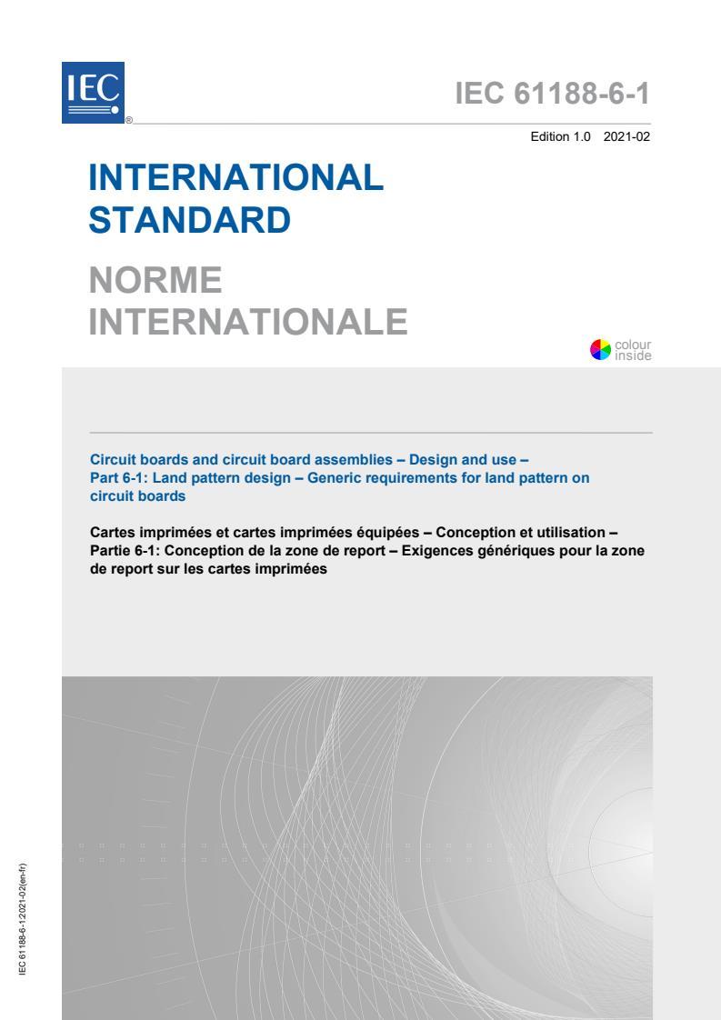 IEC 61188-6-1:2021