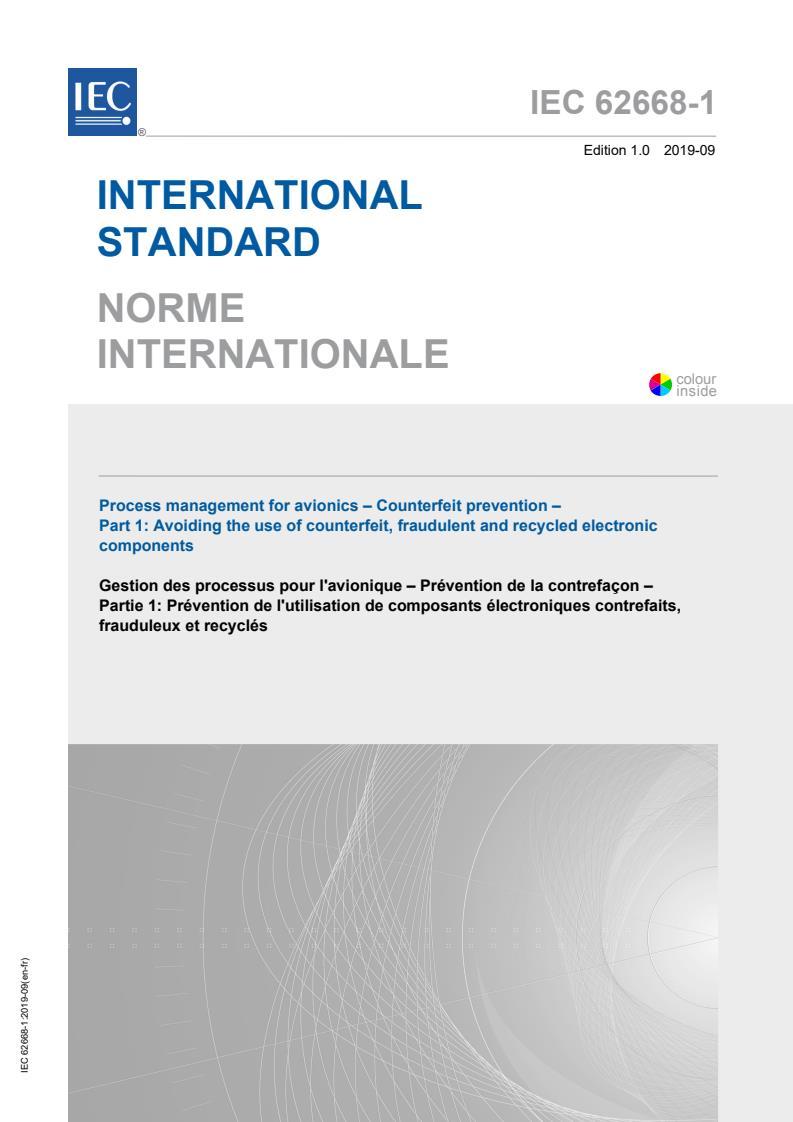 IEC 62668-1:2019