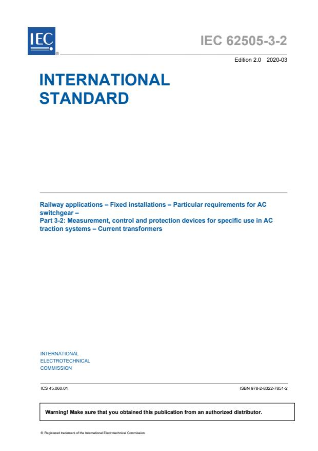 IEC 62505-3-2:2020