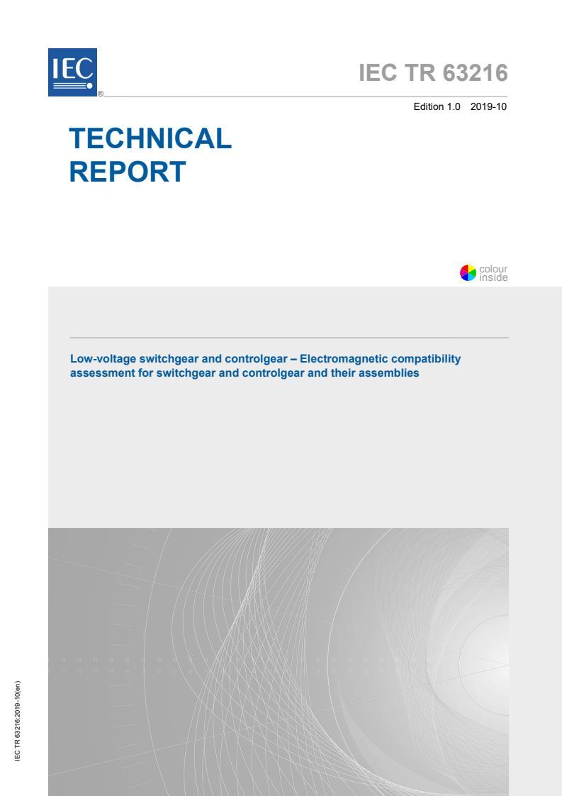 IEC TR 63216:2019