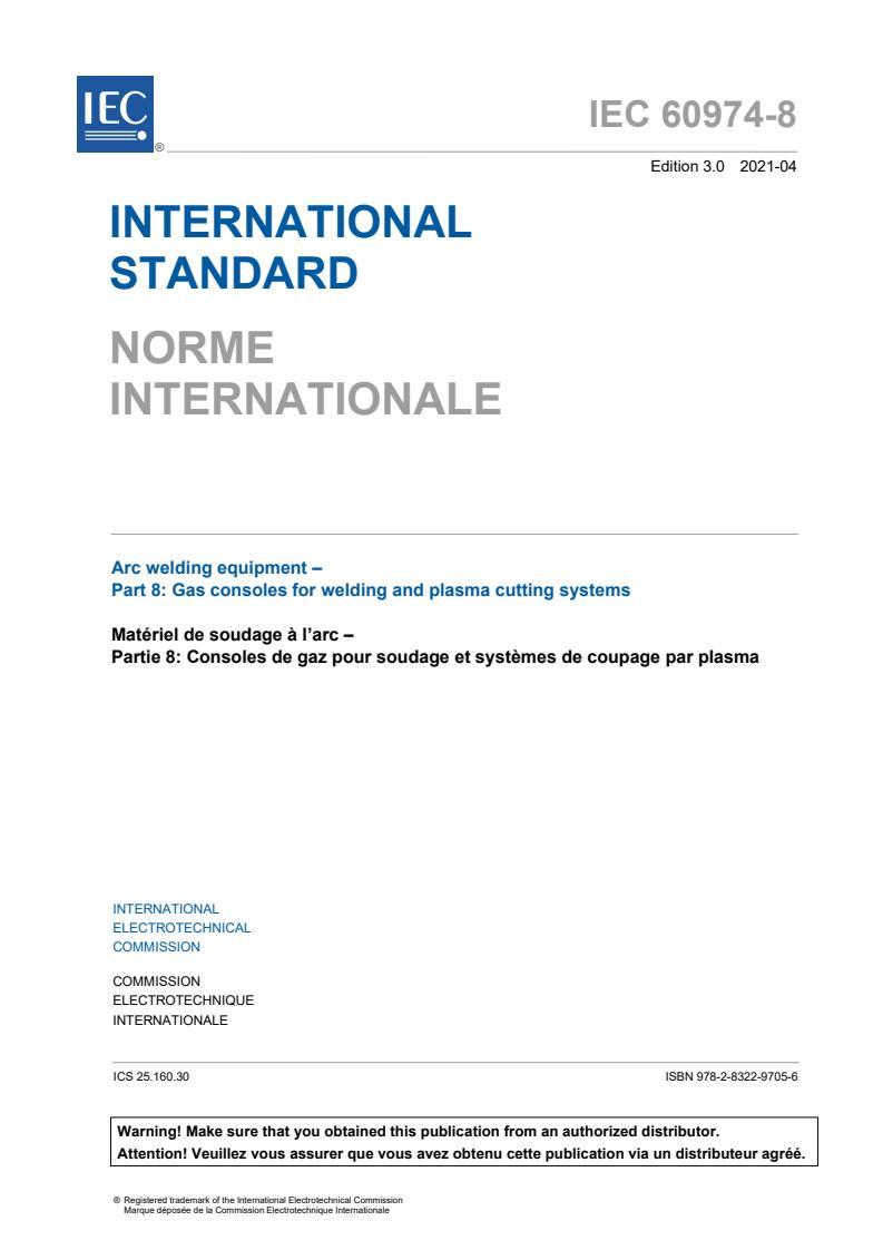 IEC 60974-8:2021