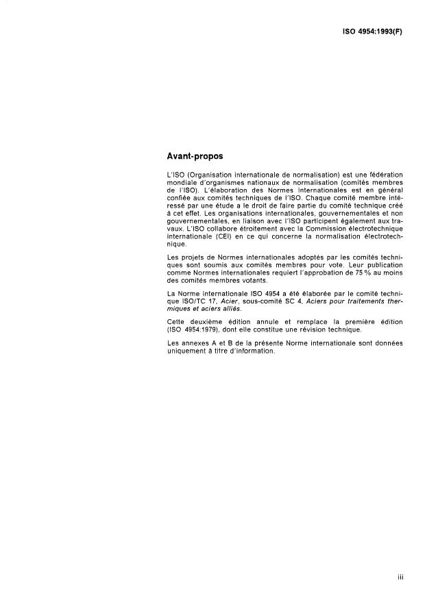 ISO 4954:1993