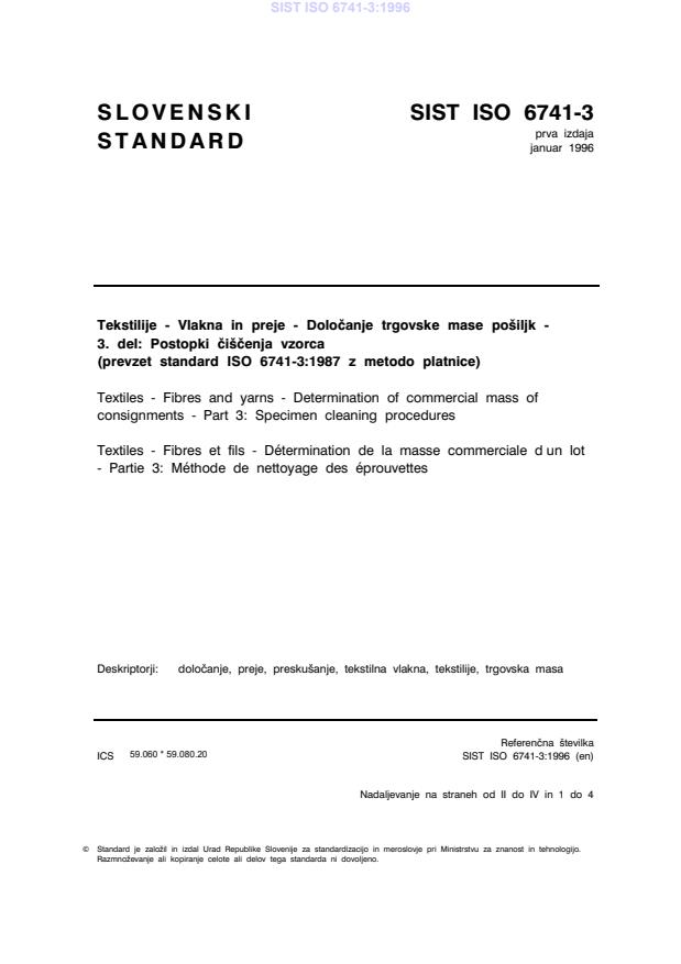 ISO 6741-3:1996