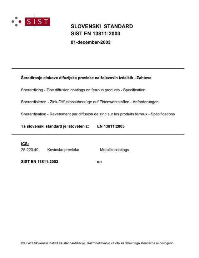 EN 13811:2003