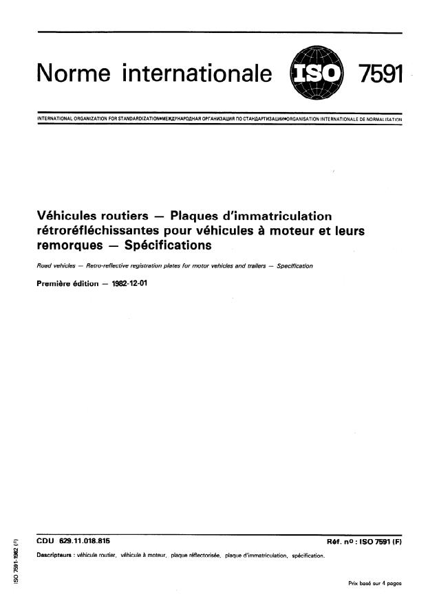 ISO 7591:1982