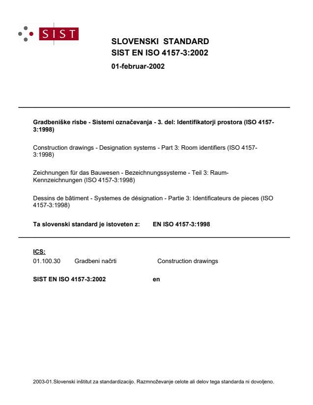 EN ISO 4157-3:2002