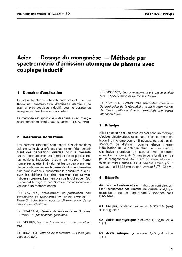 ISO 10278:1995
