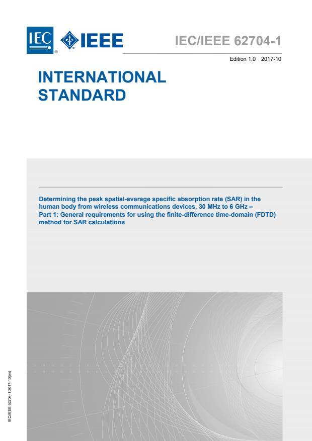 IEC/IEEE 62704-1:2017