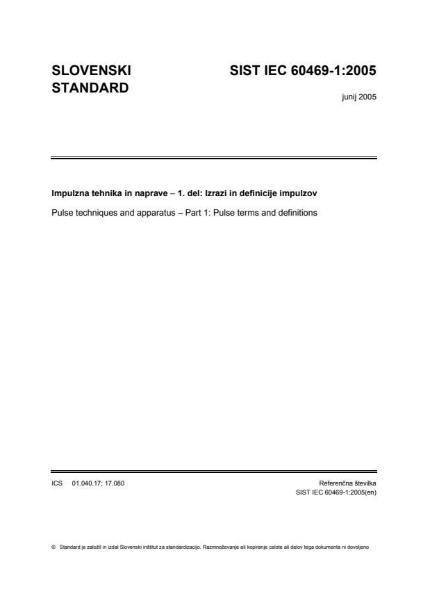 IEC 62742 Ed. 1.0