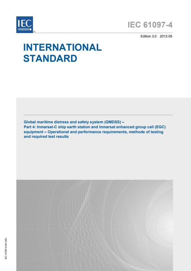 IEC 61097-4:2012