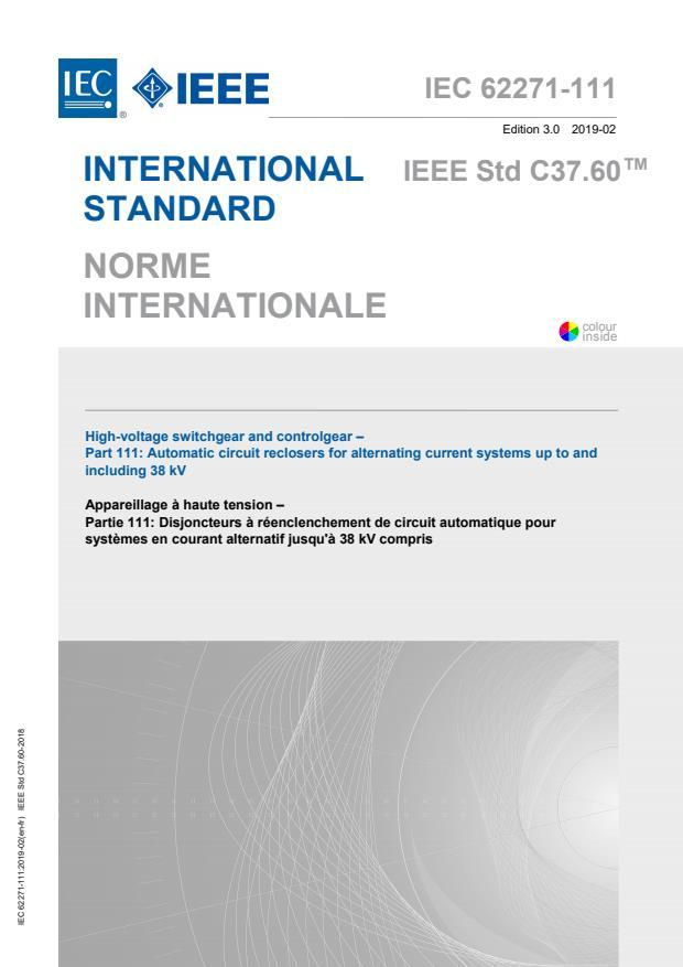 IEC 62271-111:2019