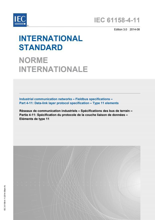 IEC 61158-4-11:2014