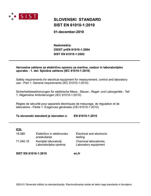 EN 61010-1:2010 - BARVE na PDF-str 52