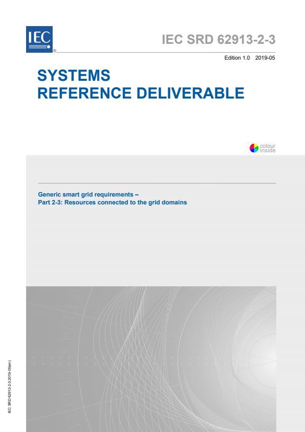 IEC SRD 62913-2-3:2019