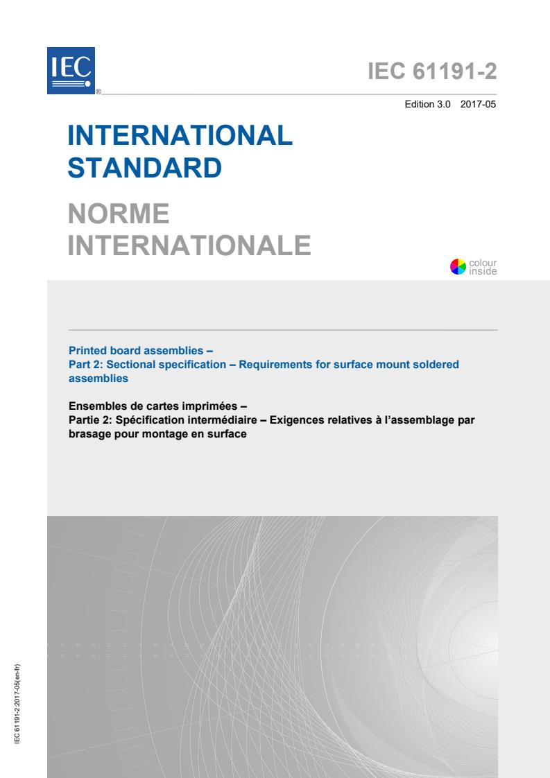 IEC 61191-2:2017