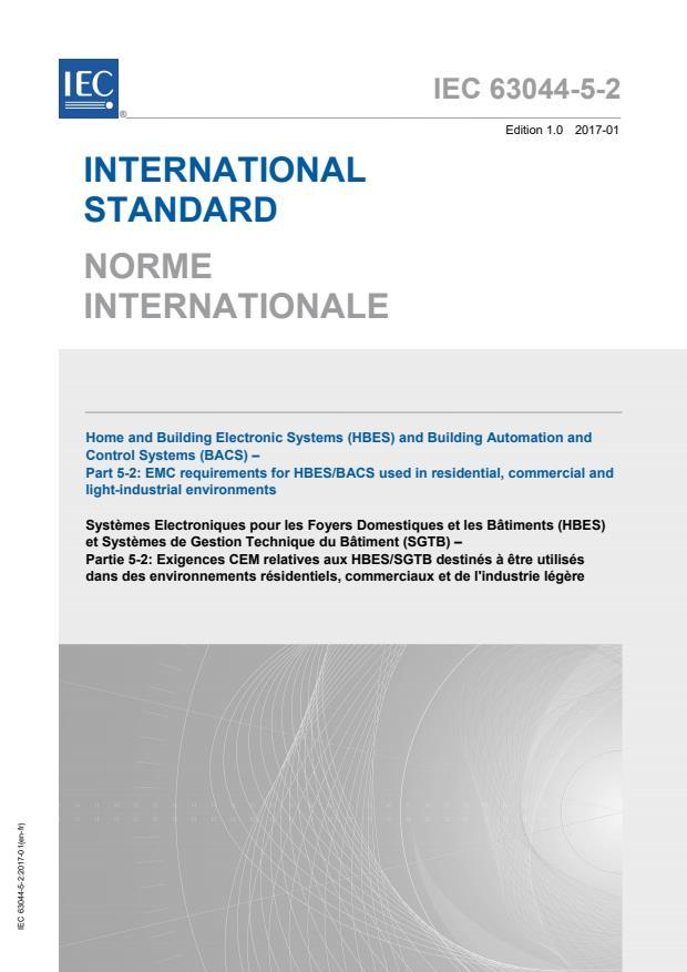 IEC 63044-5-2:2017