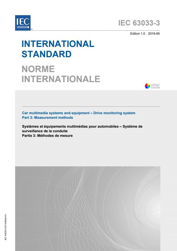 IEC 63033-3:2019