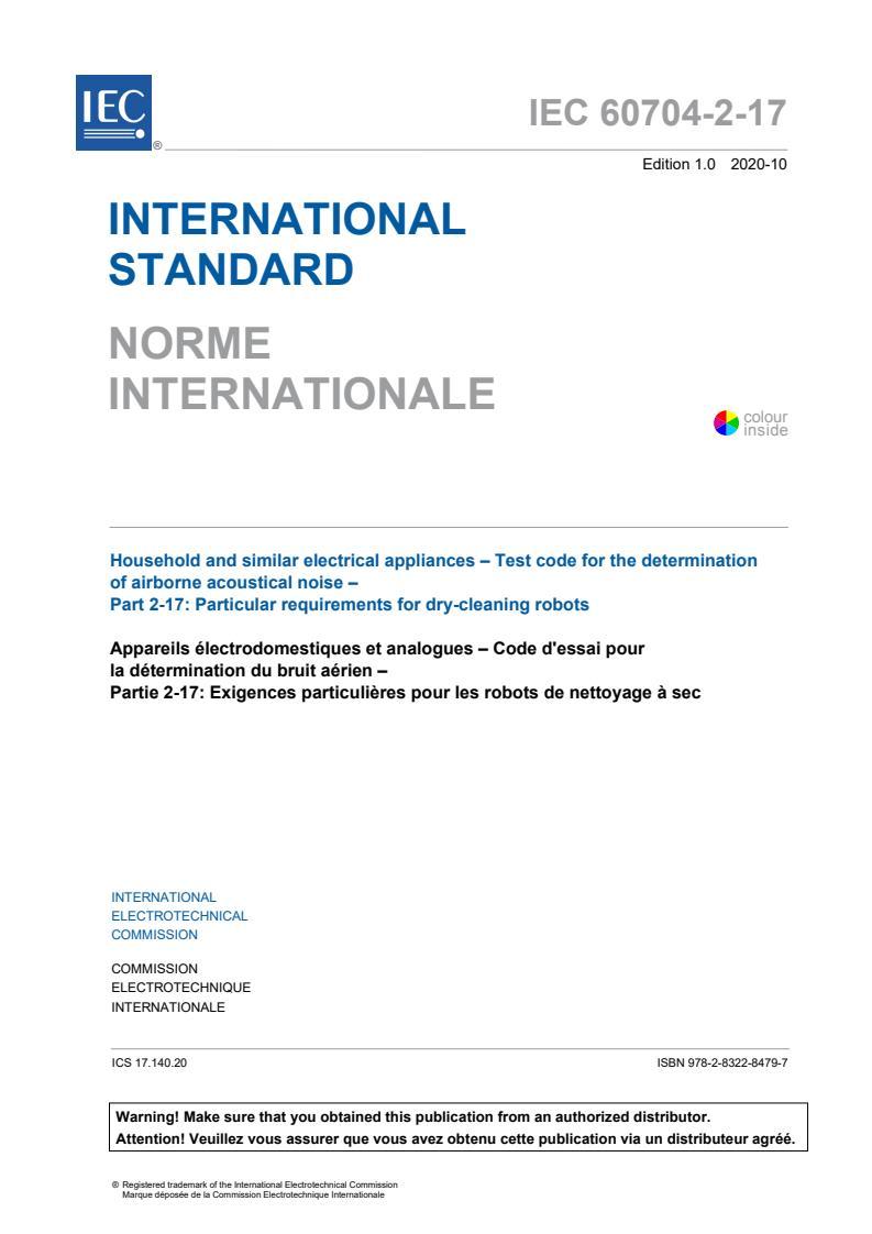 IEC 60704-2-17:2020