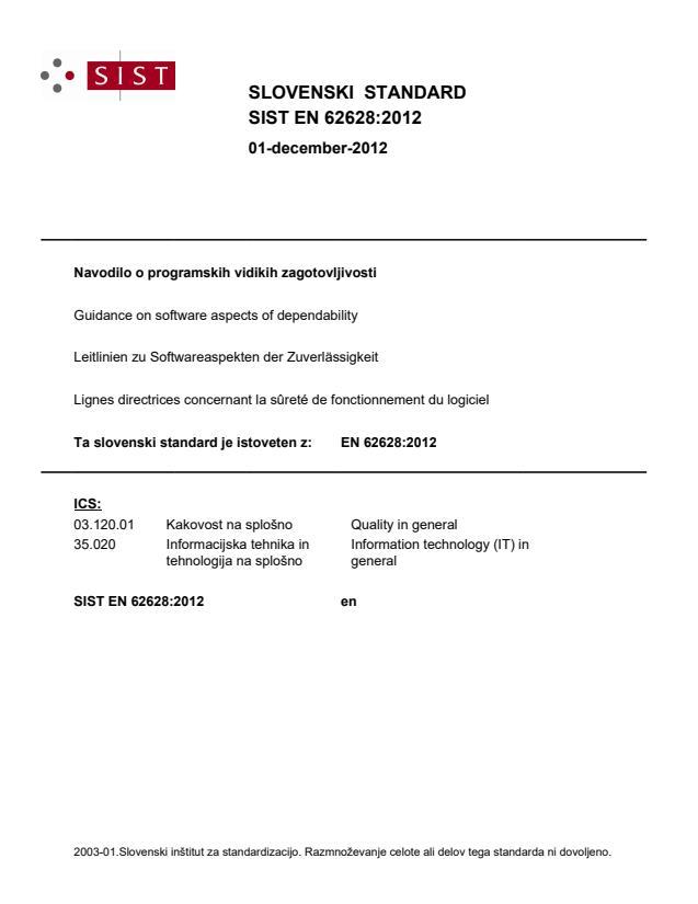 EN 62628:2012