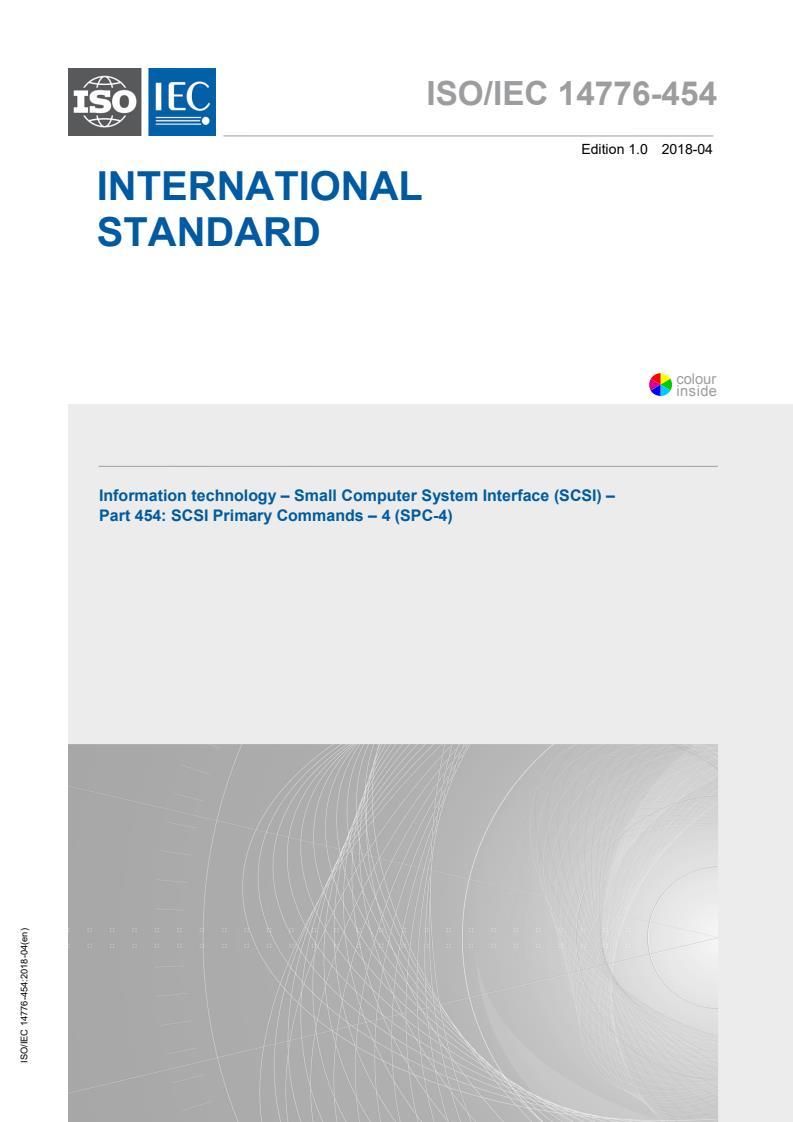 ISO/IEC 14776-454:2018
