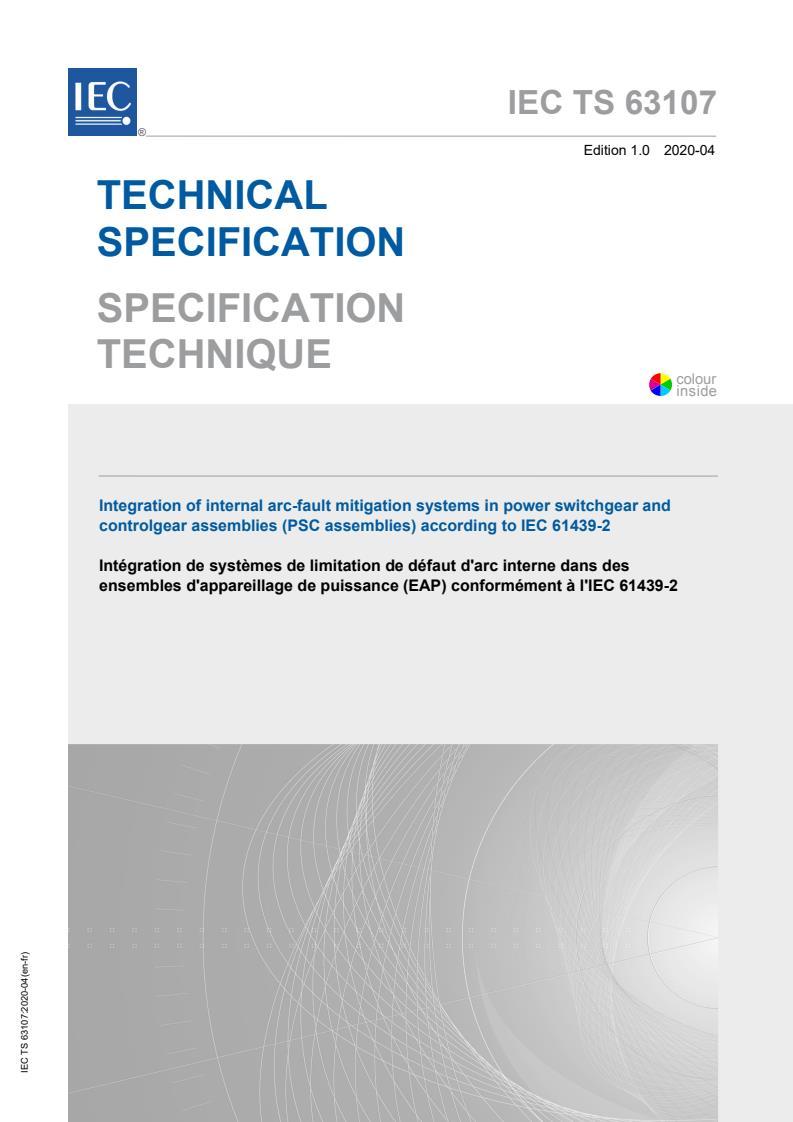 IEC TS 63107:2020