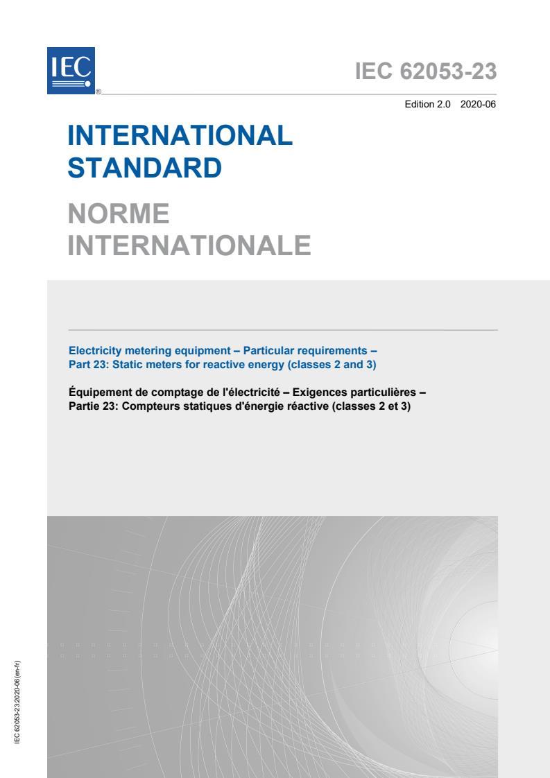 IEC 62053-23:2020