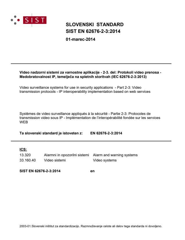 SIST EN 62676-2-3:2014 - BARVE na PDF-strani 57,373 (natisnjeno za čitalnico (po delih, ČB)