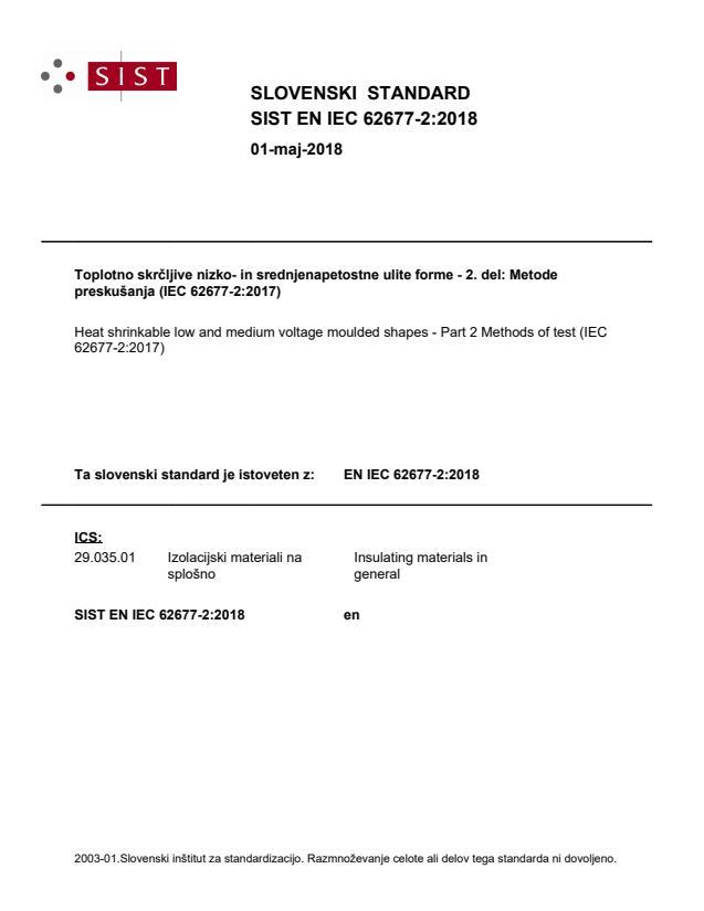 SIST EN IEC 62677-2:2018