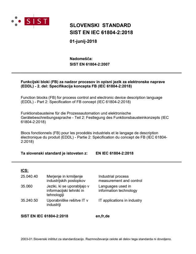 EN IEC 61804-2:2018 - BARVE na PDF-str 13,26,28,30,33,50,54,65,66,79