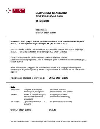 EN 61804-2:2018 - BARVE na PDF-str 13,26,28,30,33,50,54,65,66,79
