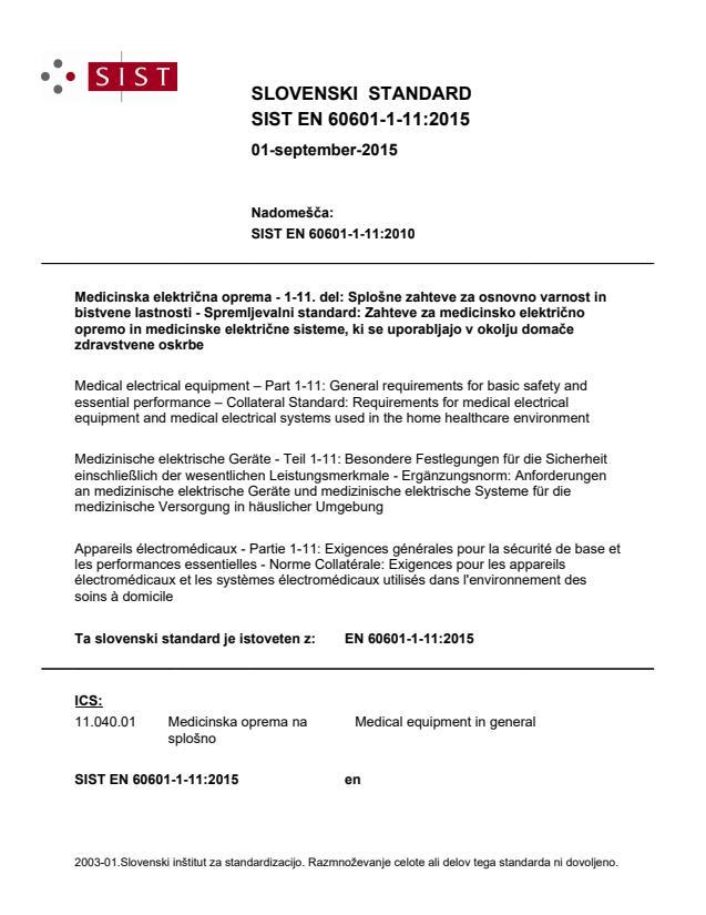 EN 60601-1-11:2015 - BARVE na PDF-strani 44