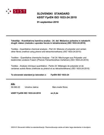 EN ISO 1833-24:2011