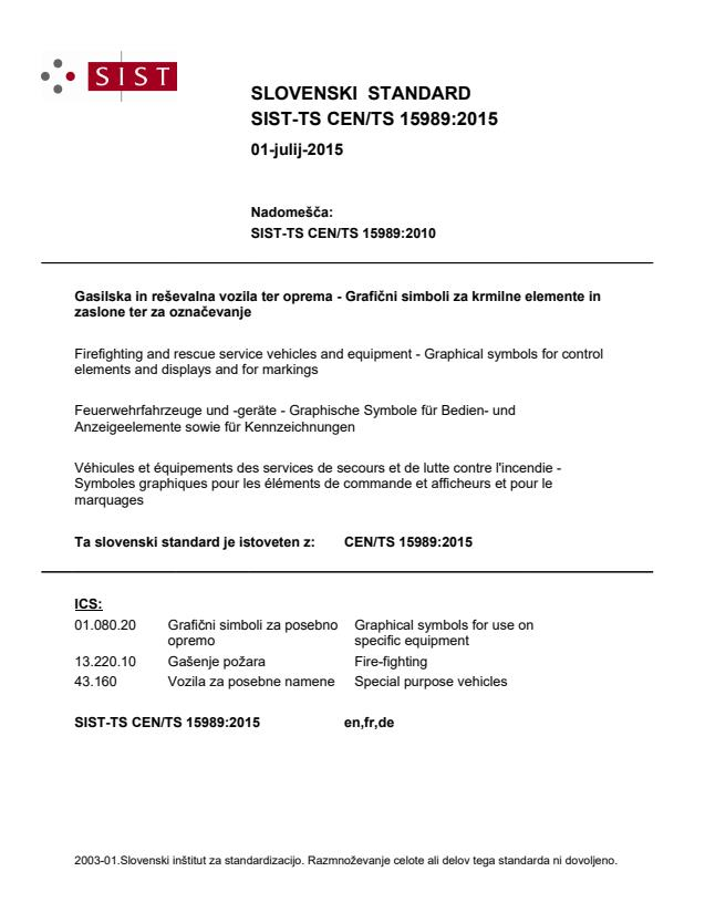 -TS CEN/TS 15989:2015 - BARVE na PDF-strani 16