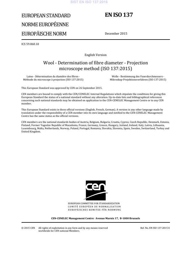 EN ISO 137:2016 - BARVE na PDF-str 17