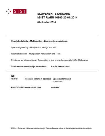 kSIST FprEN 16603-20-01:2014 - BARVE na PDF-strani 56,90,91