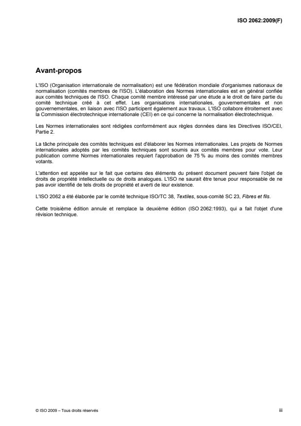 ISO 2062:2009 - Textiles -- Fils sur enroulements -- Détermination de la force de rupture et de l'allongement a la rupture des fils individuels a l'aide d'un appareil d'essai a vitesse constante d'allongement