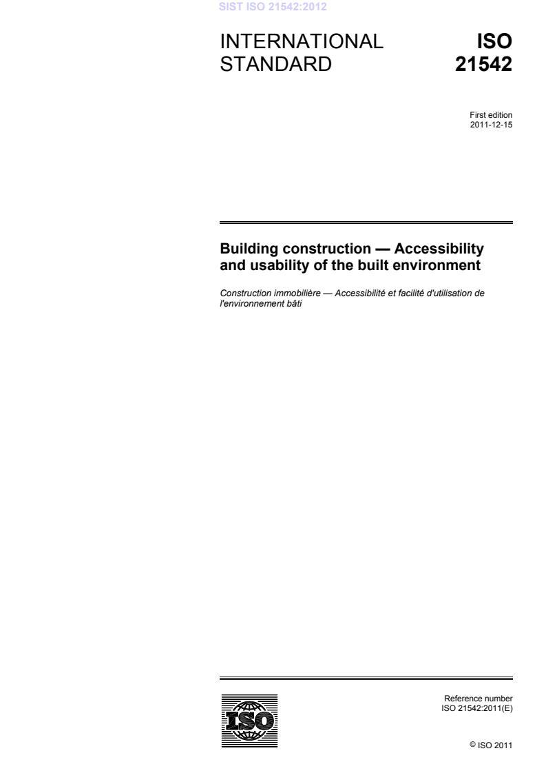 ISO 21542:2012 - BARVE (PDF-str. 97,121)