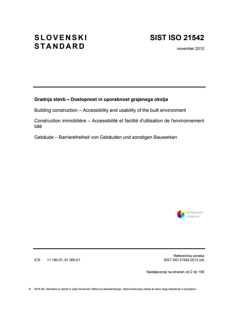 ISO 21542:2012 - BARVE na PDF-str 94,116