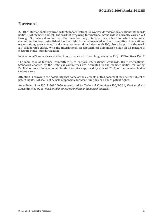 ISO 21569:2005/Amd 1:2013