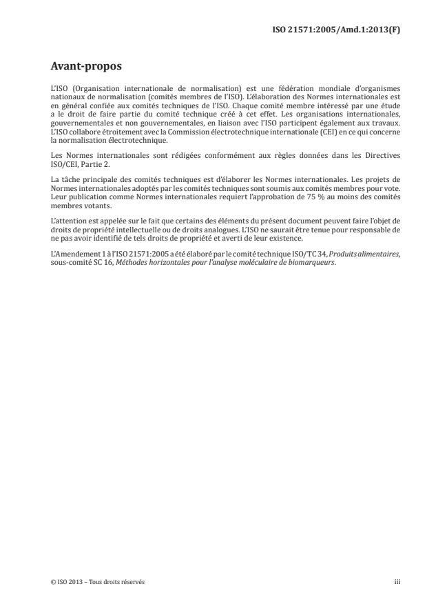 ISO 21571:2005/Amd 1:2013