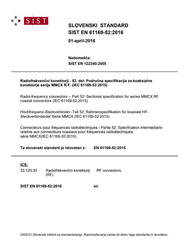 EN 61169-52:2015