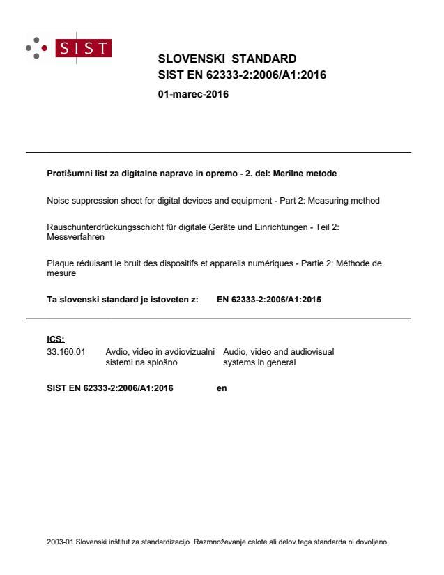 SIST EN 62333-2:2006/A1:2016 - BARVE na PDF-str 7,8,9