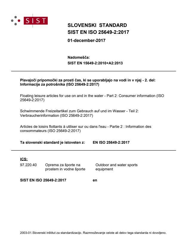 SIST EN ISO 25649-2:2017 - BARVE na PDF-str 23,24,30,31,32,33