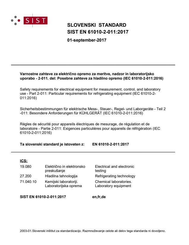 SIST EN 61010-2-011:2017 - BARVE na PDF-str 21
