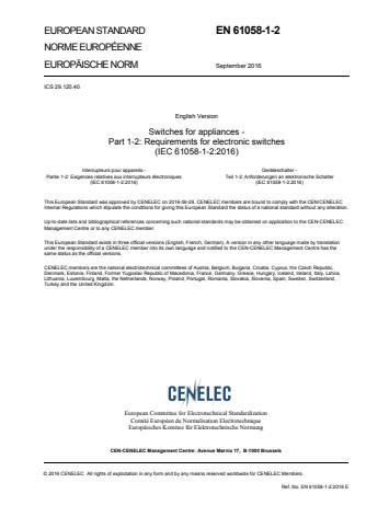 SIST EN 61058-1-2:2017 - brez vodnega pretiska (na posameznih IEC straneh se pretisk prestavi na sredino strani)
