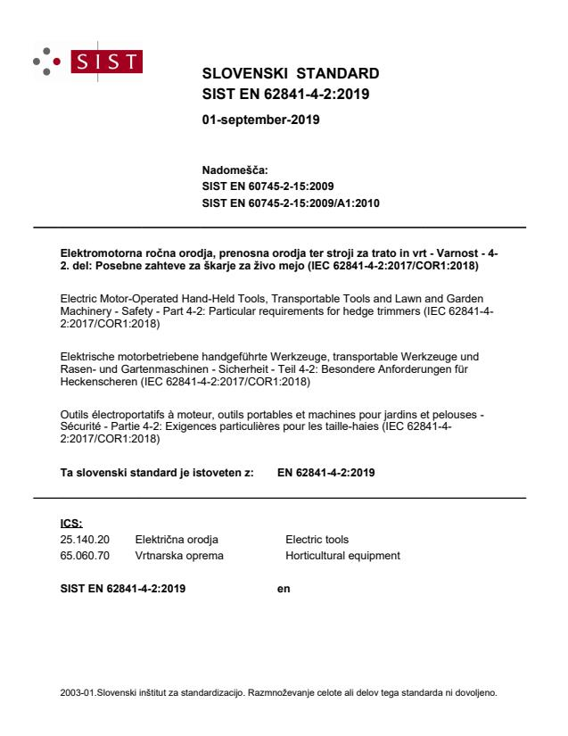 EN 62841-4-2:2019