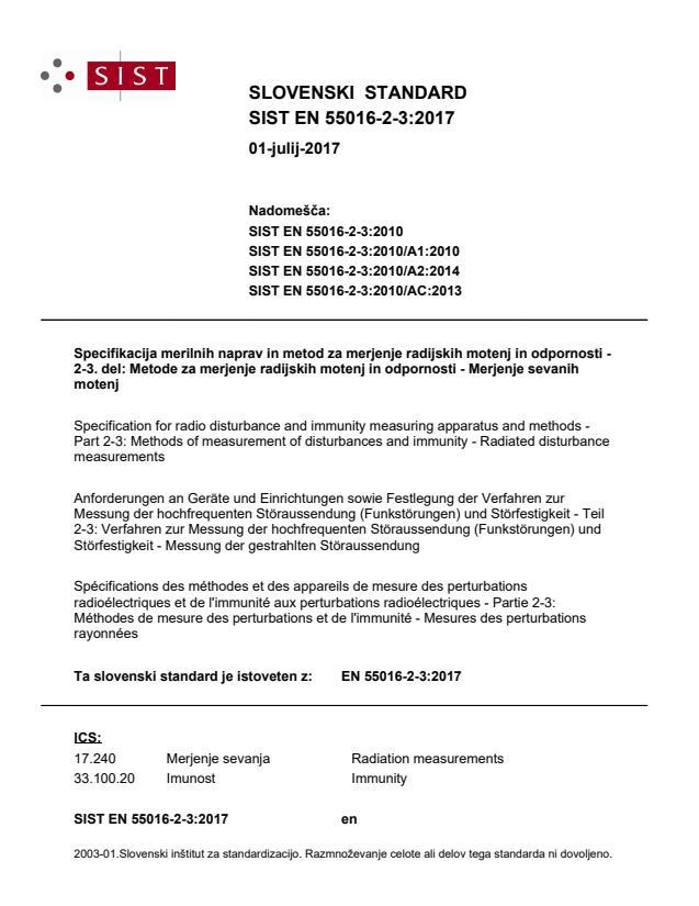 SIST EN 55016-2-3:2017 - BARVE na PDF-str 42,44,63,89,90,91,92,93,94,95,96,103,104,105,106